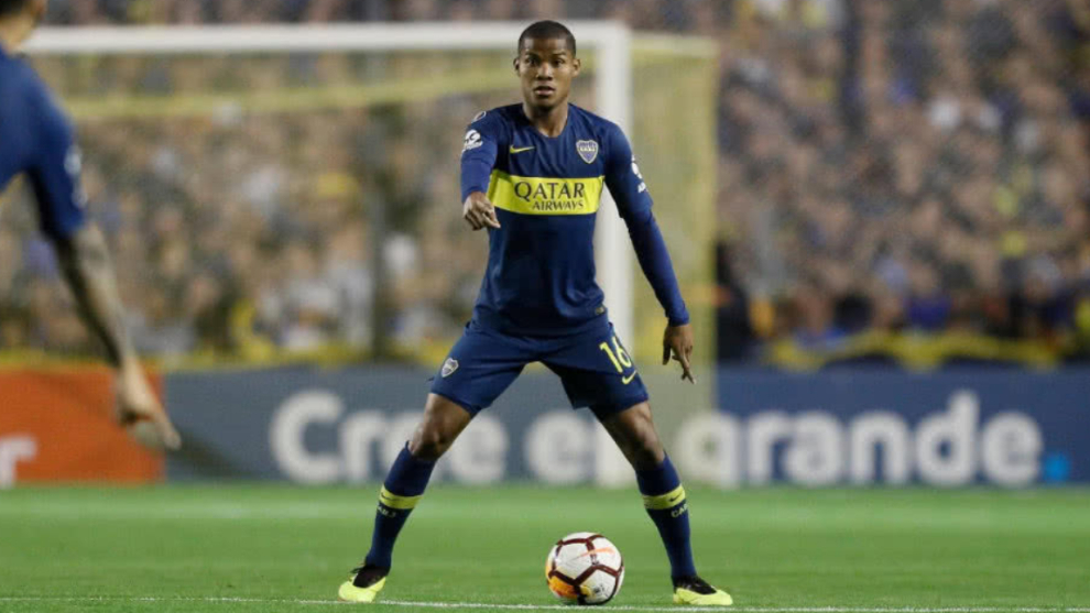 ¡Noticia bomba! Wilmar Barrios se encuentra en la mira de Real Madrid