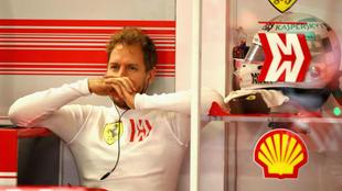 El teutón asegura que su futuro con Ferrari será mucho mejor