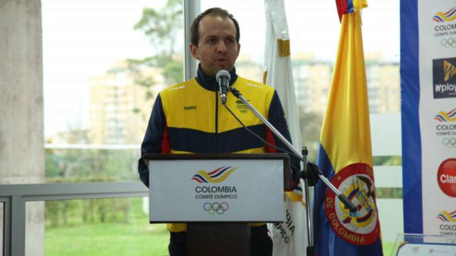 Ernesto Lucena Barrero, director de la entidad / Coldeportes