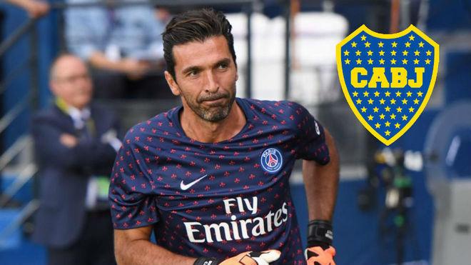 Hubiera hecho la locura de llegar a Boca — Gianluigi Buffon