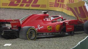 Ferrari se quedó sin ningún título general en este 2018