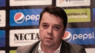 Gustavo Serpa, máximo accionista de Millonarios