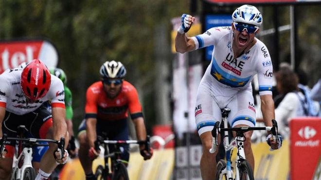 Alexander Kristoff y su victoria en el Tour 2018