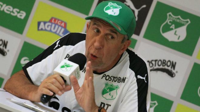 Juan Sebastián Quintero, jugador del Deportivo Cali, fue víctima de un atentado