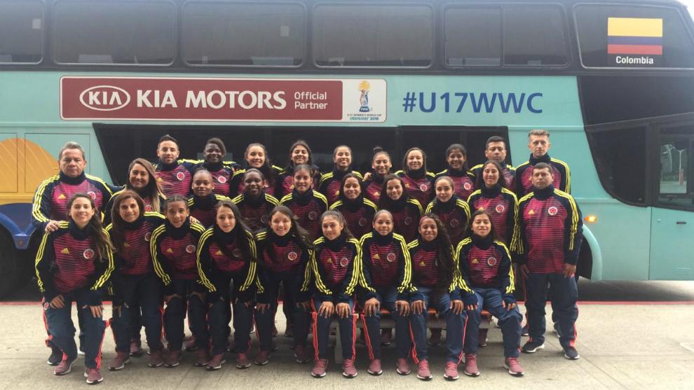 La FIFA resalta el Mundial Sub'17 femenino