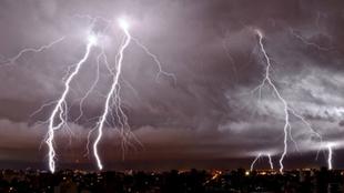 La Ciudad Autónoma de Buenos Aires despertó con una tremenda...