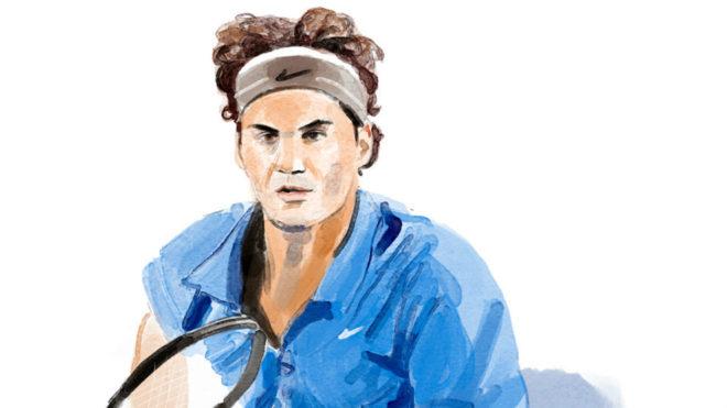 Federer, leyenda del tenis mundial