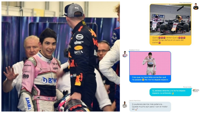 Tensión en la Fórmula 1 en el Gran Premio de Brasil