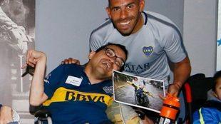 Ernesto Baldi conoció al plantel de Boca en la mañana de este...