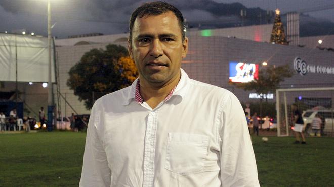 Harold Rivera, DT de Unión Magdalena.
