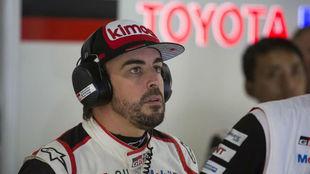 Fernando Alonso / Ricardo Larreina