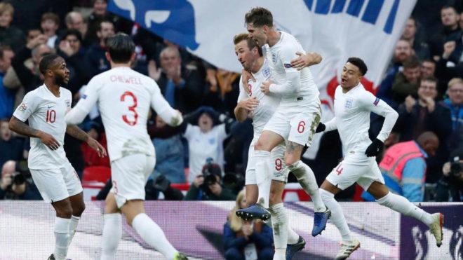 Inglaterra vs. Croacia - Reporte del Partido - 18 noviembre, 2018