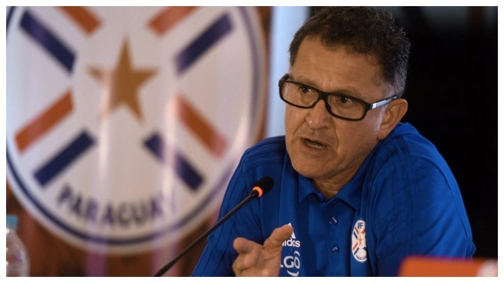 Debuta Osorio con Paraguay