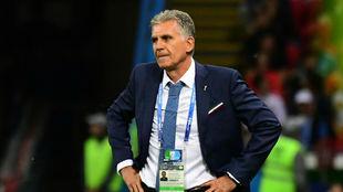 Carlos Queiroz no ha dirigido selecciones por este lado del continente