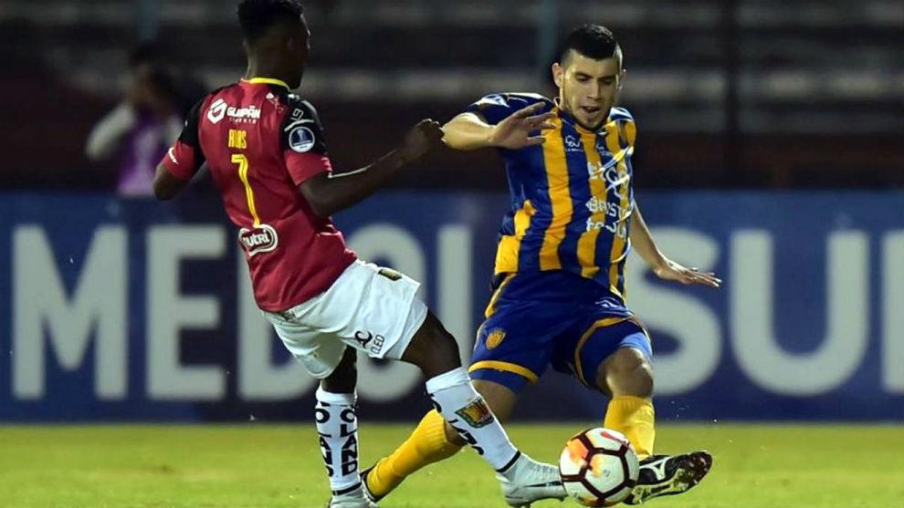 Liga Águila 2018: Rubén Darío Monges, nuevo jugador del América   MARCA  Claro Colombia