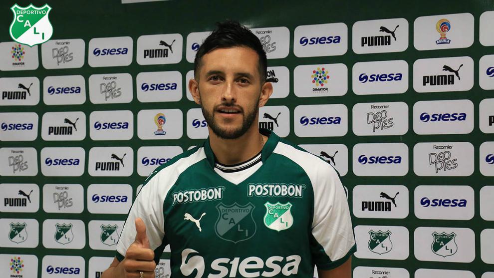 Camilo Vargas firma con Cali hasta 2021