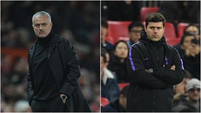 Mourinho y Pochettino