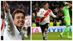 Marcelo Gallardo sumó su segunda Libertadores como entrenador de...