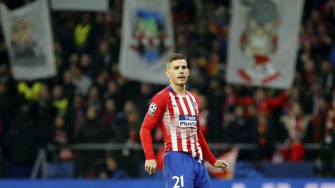 Bayern Munich pagará cláusula de rescisión de Lucas Hernández
