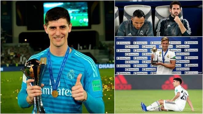 Sonrisas y lágrimas en el Real Madrid tras el Mundial de Clubes