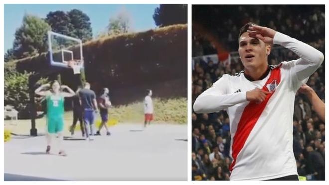 Rodrigo Mora anuncia su retiro del fútbol: