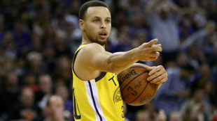 Stephen Curry, figura de la NBA