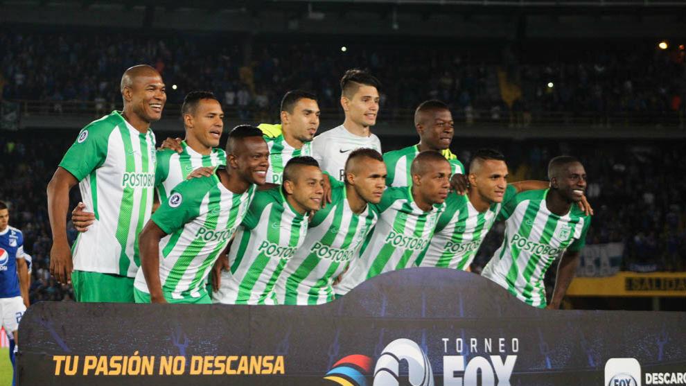 b1099c079 Atlético Nacional  Atlético Nacional regresa a los  puros criollos  15 años  después