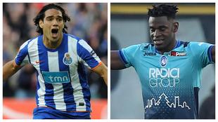 Falcao, con el Porto, enlazó nueve partidos en línea; Duván suma...