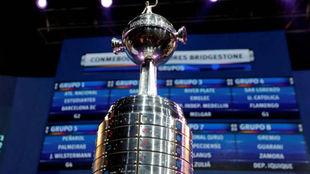 La Copa Libertadores que se jugará este 2019.