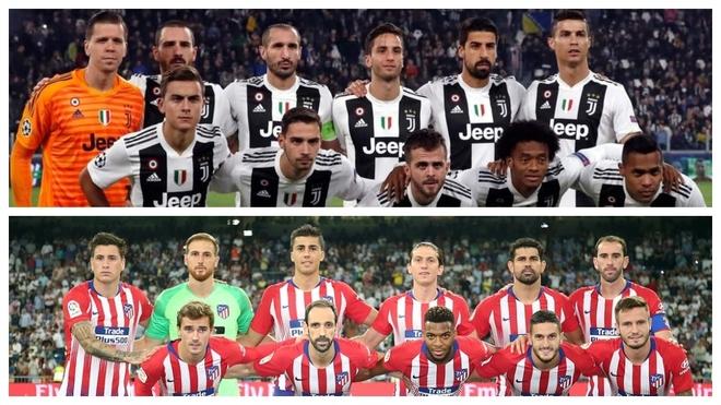 Juventus y Atlético de Madrid vendrán a Colombia para jugar amistoso...