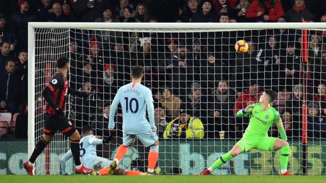Higuaín se hace sentir con sus primeros goles — Premier League