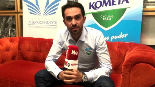Contador es una voz autorizada en el mundo del ciclismo