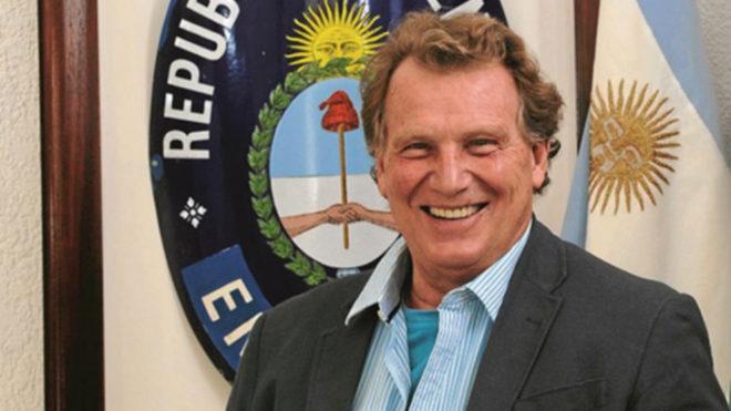 Renato Carlos Sersale, embajador argentina en Reino Unido