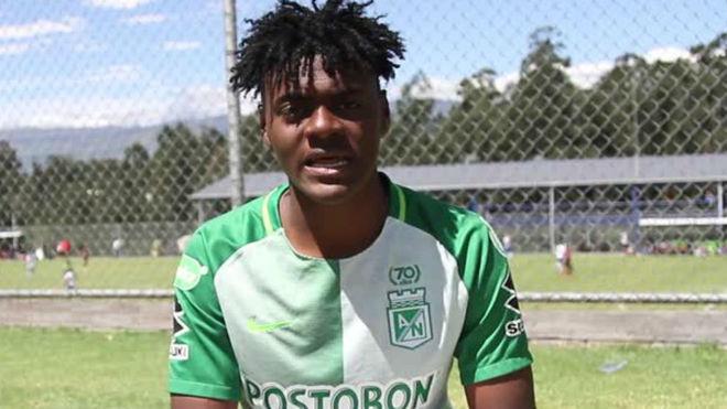El futbolista de nombre extravagante que busca San Lorenzo