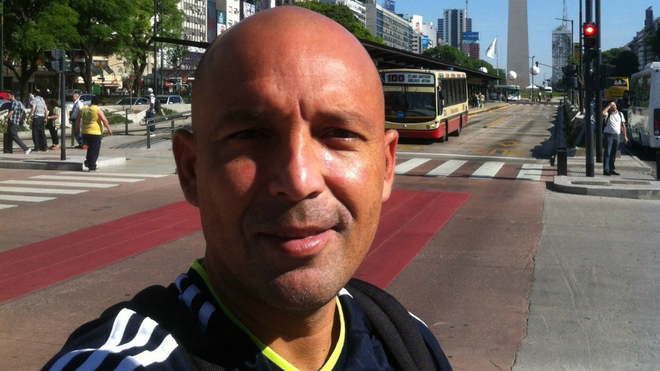 Ricardo Ciciliano, exjugador de fútbol