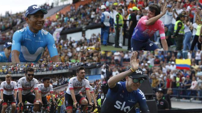 Álvaro Hodeg ganó la segunda etapa del Tour Colombia 2.1