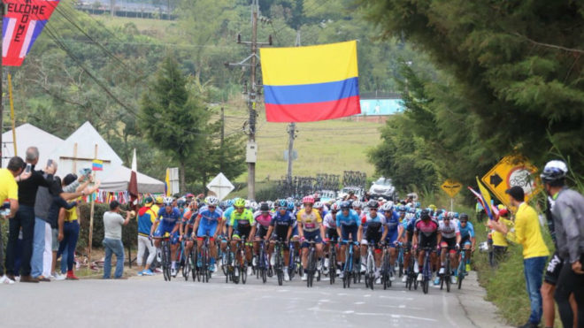 La 4ª etapa del Tour Colombia 2.1, minuto a minuto / Fedeciclismo