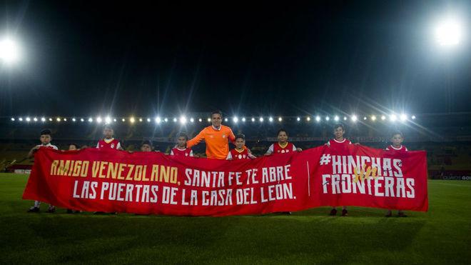 Iniciativa de Independiente Santa Fe