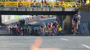 La 6ª etapa del Tour Colombia 2.1, minuto a minuto / InderMedellín