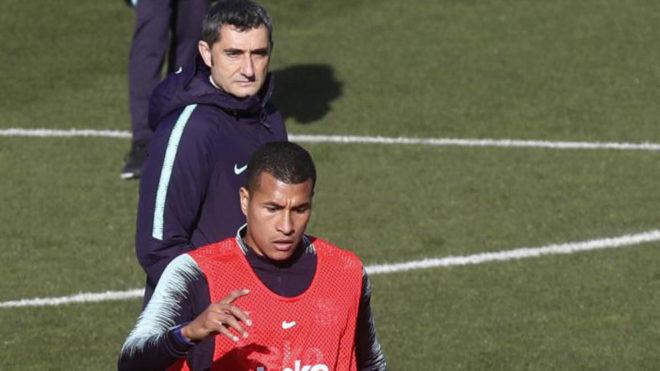 Barcelona igualó ante Lyon con breve participación de Arturo Vidal