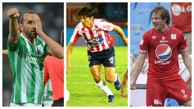 Hernán Barcos, Matías Fernández y Fernando Aristeguieta marcaron en...