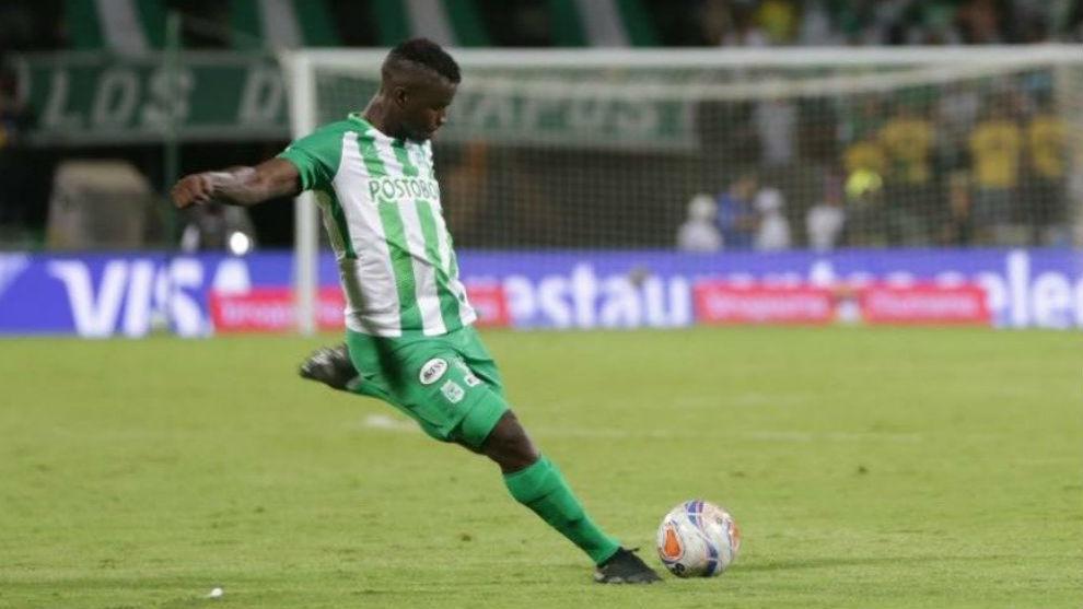 Se fue de Atlético Nacional sin goles en la Liga Águila