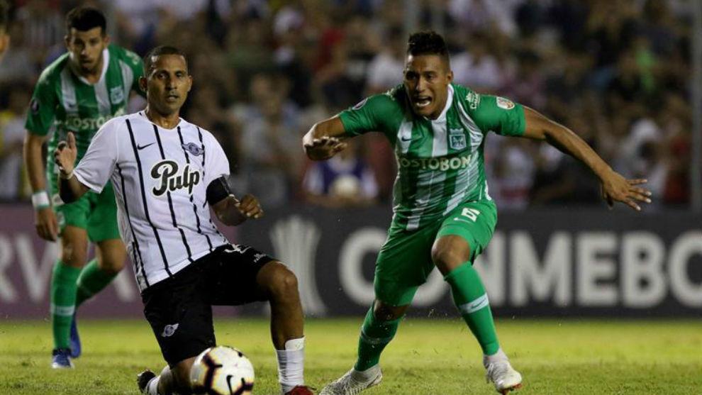 En Asunción, Nacional puso el fútbol y Libertad anotó el único...