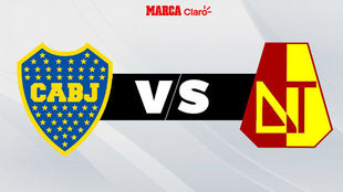 Boca vs Deportes Tolima: Horario y dónde ver por TV en vivo