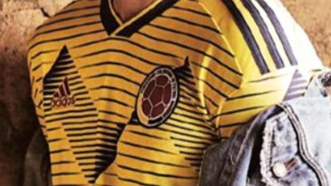 Nueva Camiseta De Colombia 2019 Detail: Selección Colombia: Esta Es La Camiseta De La Selección