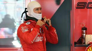 Sebastian Vettel / AFP