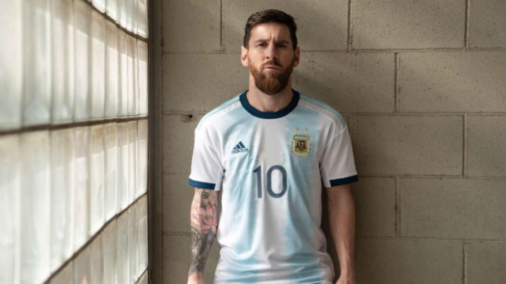 Nueva Camiseta De Colombia 2019 Detail: Copa América 2019: Argentina Presenta Su Nueva Camiseta Y