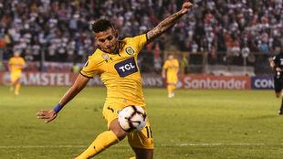 Se suma al colombiano Cabezas entre los lesionados del equipo.