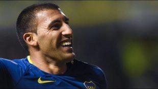 El delantero se solidarizó con el colombiano