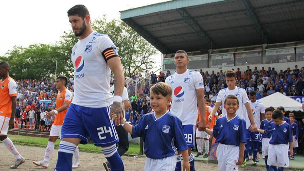 Millonarios venció 1-2 a Llaneros en la fecha 3 de la Copa Águila